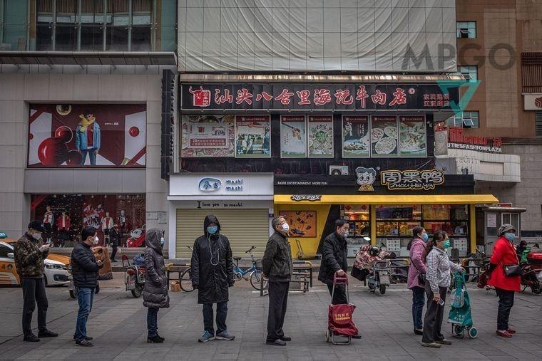 Последствия карантина в Китае и изменения в поведении населения.