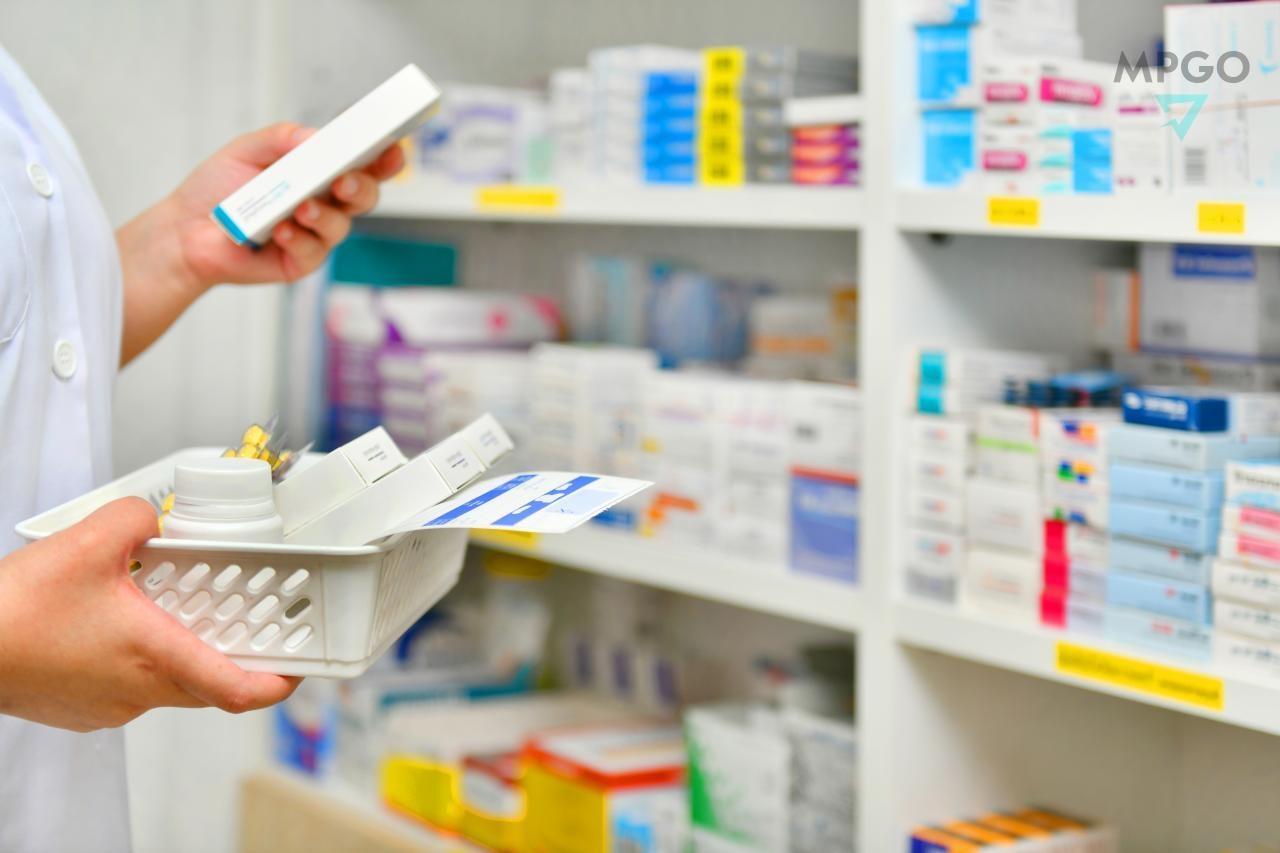 Лекарства на Goods