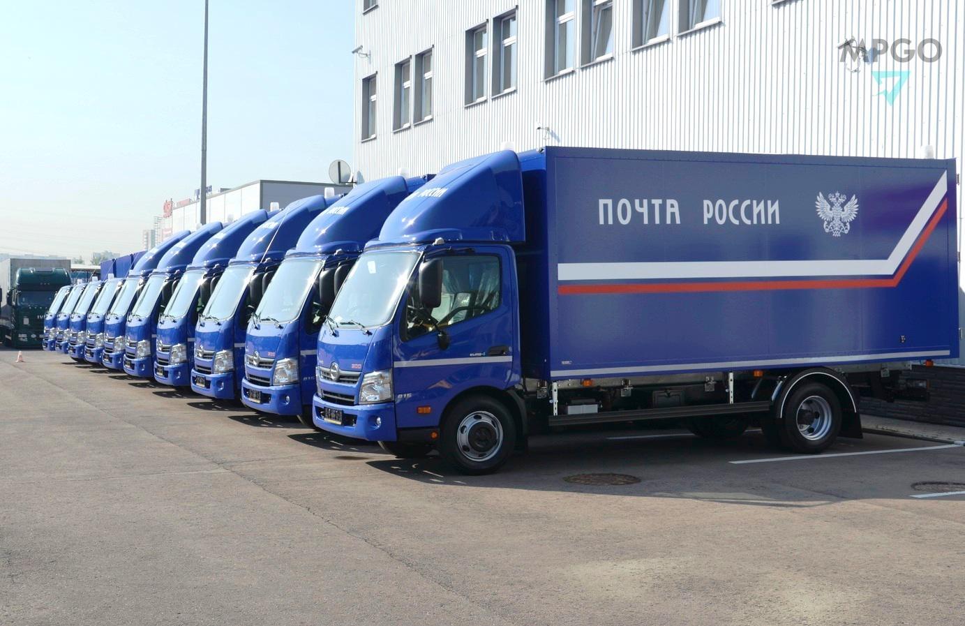 Почта России вышла на рынок доставки лекарств