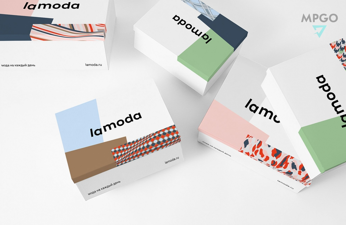 Lamoda курьерская доставка