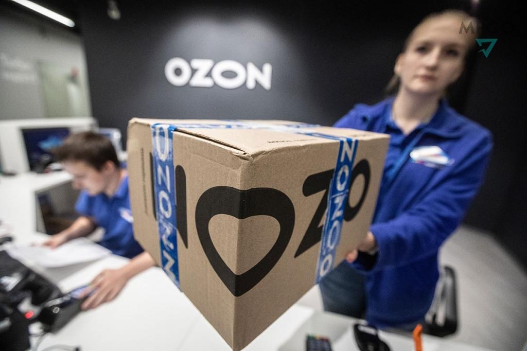 Ozon откроет новый склад